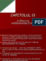 CAPITOLUL 13 Stari de Hipersensibilitate