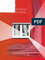 Orthopaedic Trauma Foundation Module 10789-3 0-02 642351