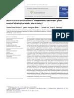 evaluación multicriterios de plantas de tratamiento de agua