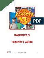 Kahootz 3 Guide