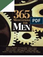 59933491 365 Meditations for Men