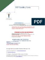 Boletín ICF febrero de 2013
