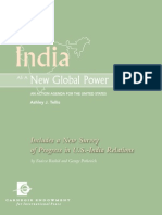 India as a New Global Power