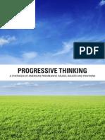 Progressive Thinking