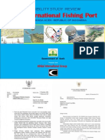 FEASIBILITY STUDY REVIEW - ACEH INTERNATIONAL FISHING PORT DEVELOPMENT - LAMPULO - BANDA ACEH
