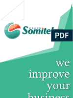 Booklet Somitel Group