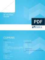 Manual Identitate Vizuala PODCA