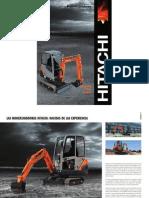 Hitachi zx16