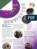 IAG Newsletter Spring 2013