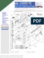 Replacement Parts for 3M Elite Random Orbital Sander 5-6 Inch 28497 Parts