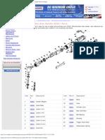 Replacement Parts for 3M Pneumatic Disc Sander 20231 Parts