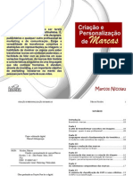 eBook - Criacao e Personalizacao de Marcas [Marcos Nicolau]