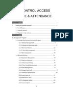 Bs005 Manual Instalare Software Control Acces Pontaj Amprenta