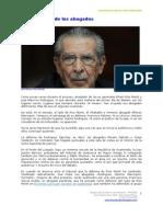 Kausa Justa. Guatemala, Juicio Por Genocidio