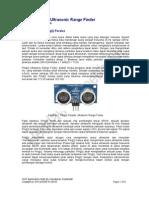 Ping Paralax Application