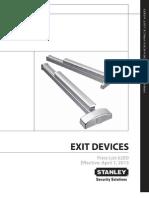 Precision 2013 Price Book