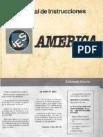 Manual Ies 3CV America