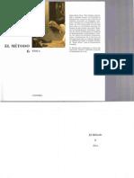 Morin 2004 El Metodo 6 Etica Ocr