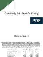 6-1 Transfer Pricing