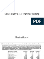 6-1 Transfer Pricing