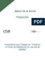 Ciclo Del Trabajo - Produccion
