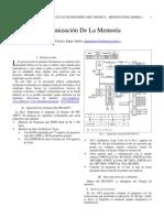1. Organización De La Memoria