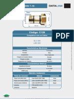 Montagem Conector 7-16 DIN