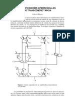 opam.transconductancia