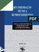rtpreliminarinsteltricas-120314125125-phpapp01
