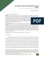 STF, direitos humanos e casos difícies - Luís Roberto Barroso