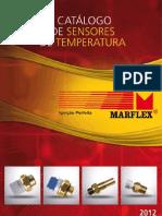 Sensores de Temperatura 2012