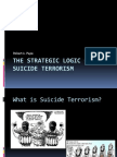 The Strategic Logic of Suicide Terrorism Kumplit
