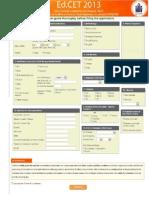 Sample App Form