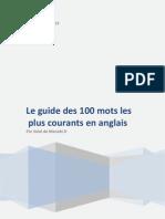 Guide Top 100 Man Abi Anglais