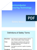 IA_Safety Issues for MicroFabrication