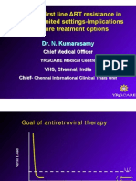 2013-02-12 Impact of First Line ART Resistance in Resource Limited Settings-Implications for Future Treatment Options
