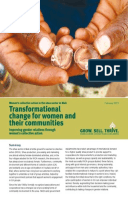 Women's Collective Action in the Shea Sector in Mali