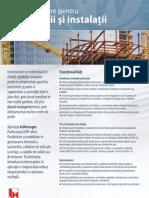 Solutii Software Constructii Si Instalatii