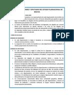 Camara de Senadores y Diputados Del Estado Plurinacional de Bolivia