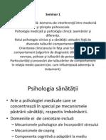 Seminar 1 Psiho Med 2011