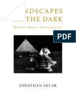 Sklar Jonathan Landscapes Dark History Trauma Psychoanalysis