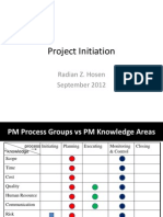 PM 02 Project Initiation
