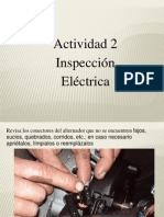 Mecanica Automotriz 3er Grado Act 2 Inspeccion Electrica