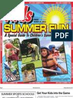 2013 Kids Summer Fun