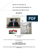 Aquecedor Solar Manual