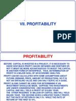 7.Profitability
