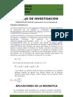 TRABAJO DE INVESTIGACIÒN HIDRAULICA