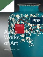 Asian Works of Art   Skinner Auction 2647B