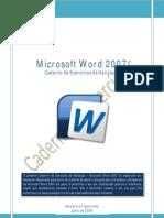 Caderno Exercicios Word 2007