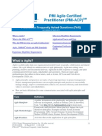 PMI ACP Practitioner